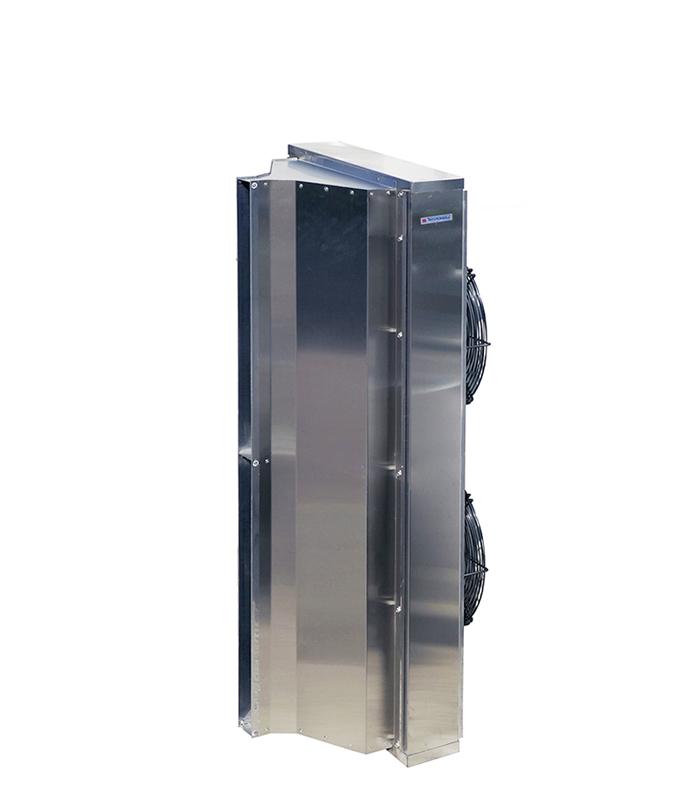 Воздушная завеса КЭВ-П5051A нерж.