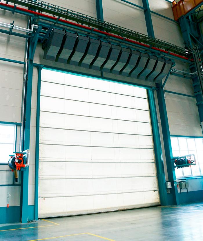 Тепловая завеса КЭВ-П8010A