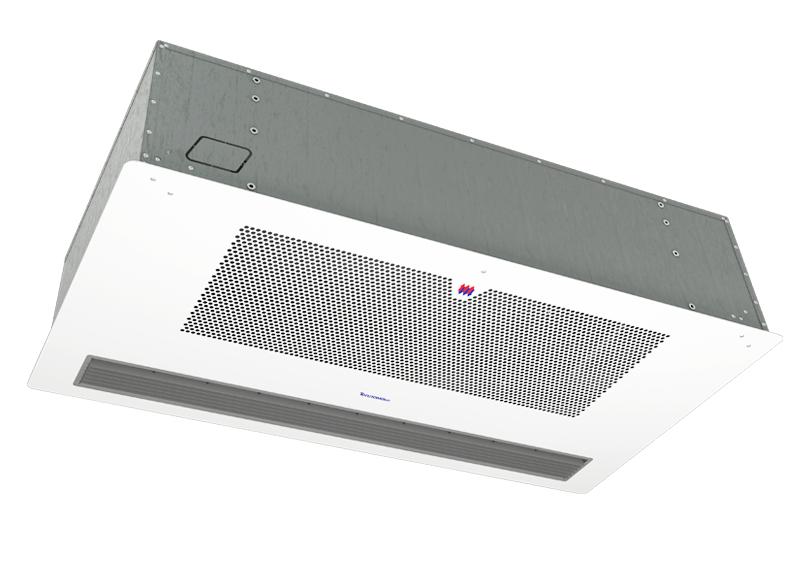 Тепловая завеса КЭВ-18П4071Е