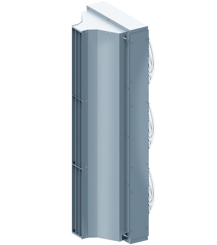 Тепловая завеса КЭВ-48П7021E
