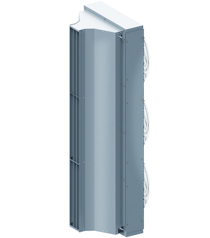 Тепловая завеса КЭВ-48П7021E нерж.