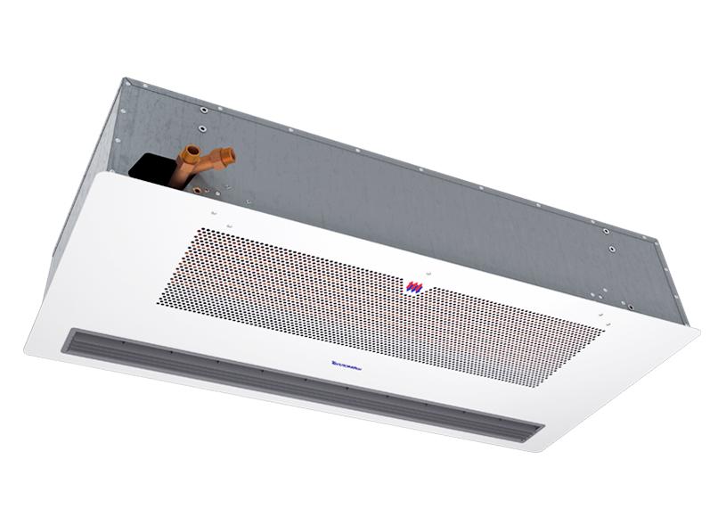 Тепловая завеса КЭВ-28П3171W