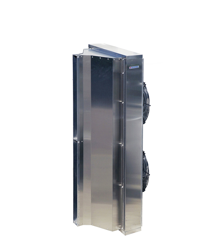 Тепловая завеса КЭВ-100П4060W нерж.