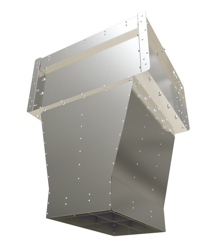 Тепловая завеса КЭВ-260П9011W